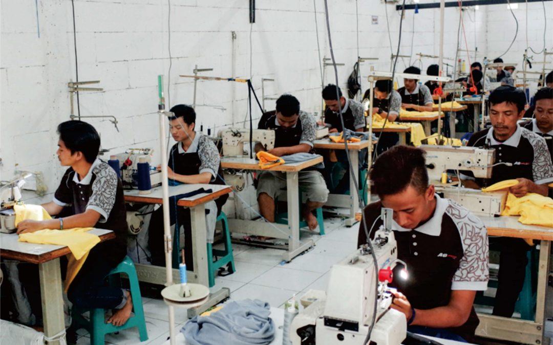 REAL GARMENT 082 334 194 935 > Pabrik Masker Kain Purbalingga