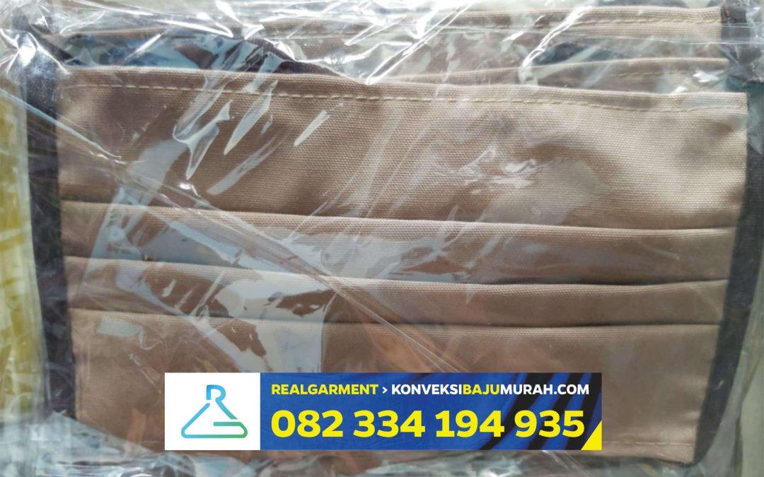 REAL GARMENT 082 334 194 935 > Pabrik Masker Kain Cilacap