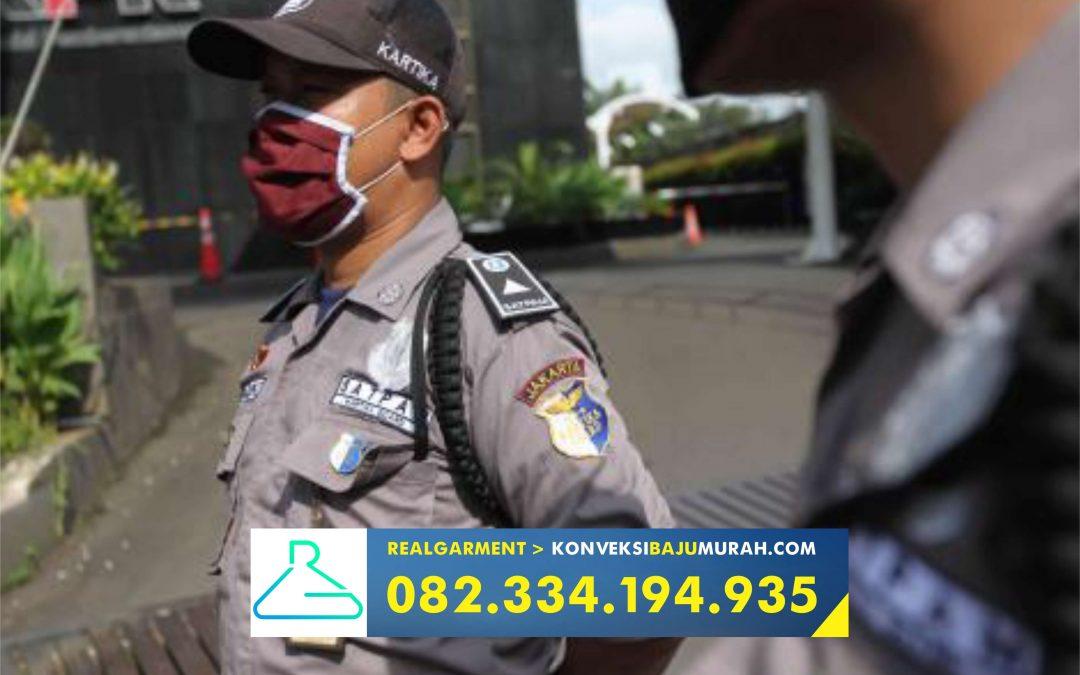 REAL GARMENT 082 334 194 935 > Konveksi Seragam Security Terbaru Bojonegoro