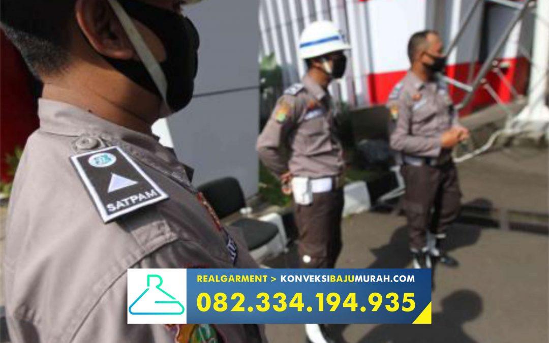 REAL GARMENT 082 334 194 935 > Konveksi Seragam Security Terbaru Surabaya