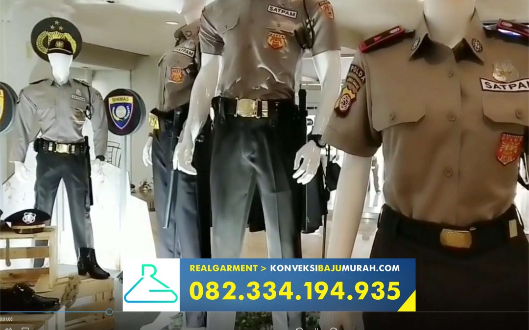 pakaian seragam security terbaru surabaya, konveksi seragam security surabaya, toko seragam security sidoarjo