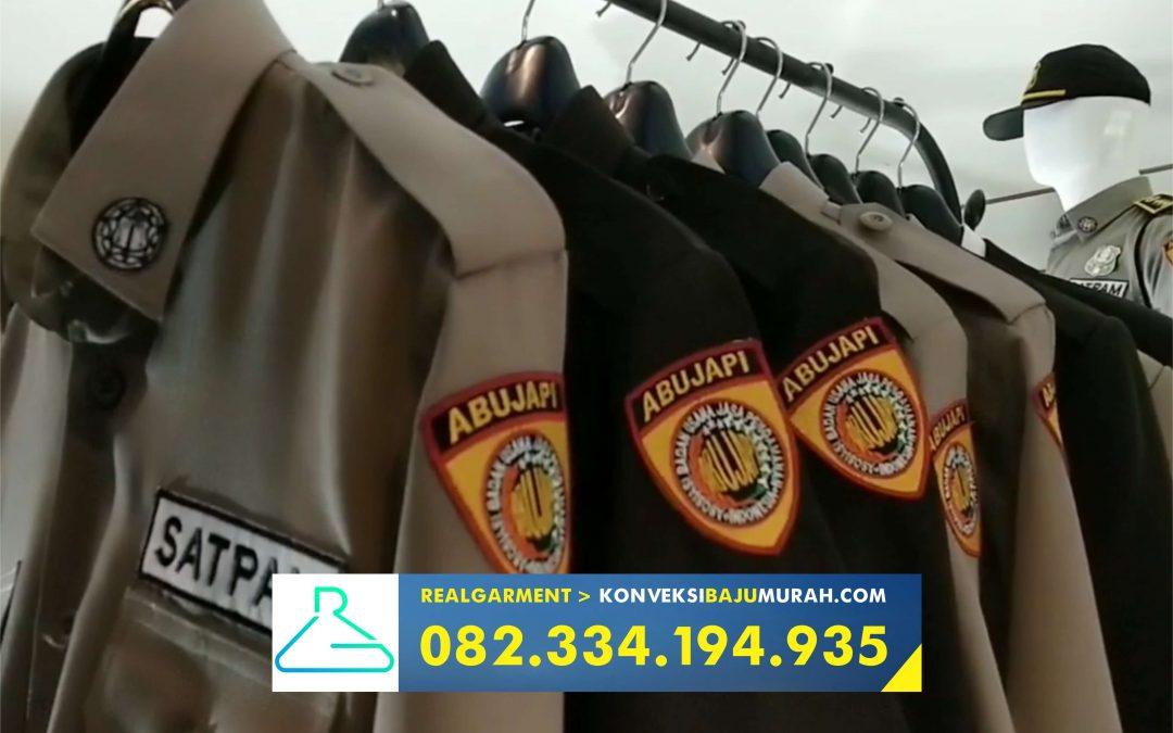 REAL GARMENT 082 334 194 935 > Konveksi Seragam Security Terbaru Jember
