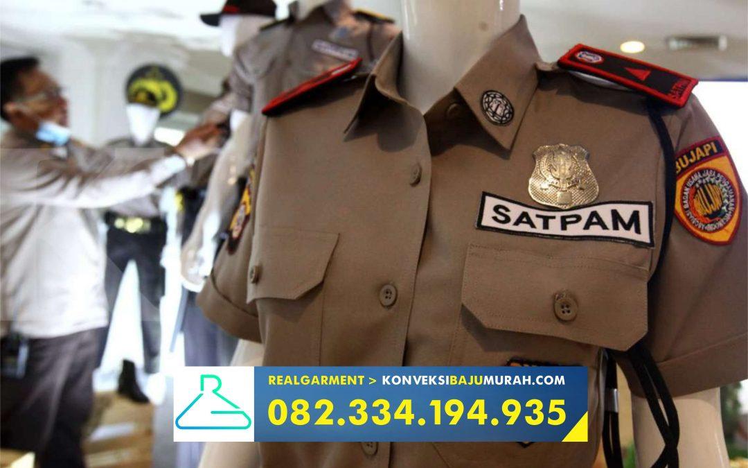 supplier seragam security, paket seragam security, penjahit seragam security sidoarjo, pabrik seragam security
